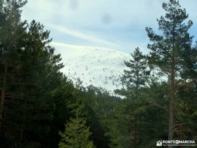 La Chorranca-Cueva Monje-Cerro del Puerco;rutas madeira senderismo costa brava
